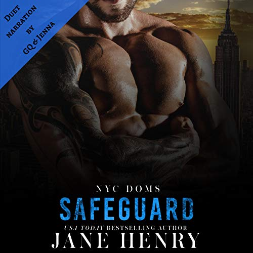 Safeguard audiobook cover art