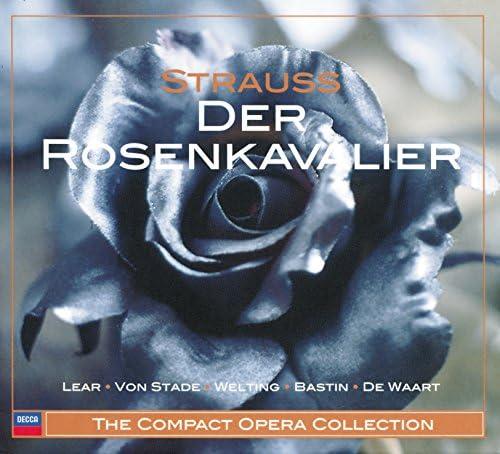 Evelyn Lear, Frederica von Stade, Jules Bastin, Rotterdam Philharmonic Orchestra & Edo de Waart
