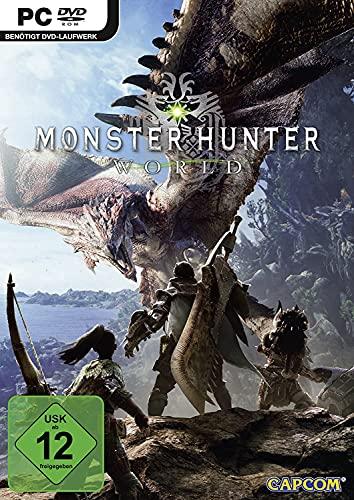 Monster Hunter World PC (Windows 8)