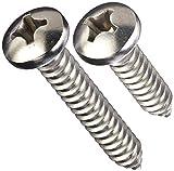 Dorman 784-185 Pan Head Stainless Steel Self-Tapping Screw