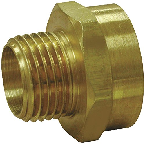 Female Hose X Male Pipe Thread-3/4FHX1/2MIP ADAPTER