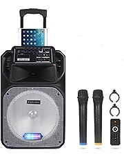 Portable Karaoke Speaker for Kids Karaoke Machine with 12Inc photo