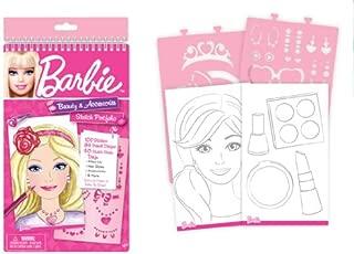 Barbie Beauty & Accessories Compact Sketch Portfolio