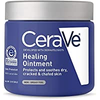 CeraVe Healing Ointment Cracked Skin Repair Skin Protectant