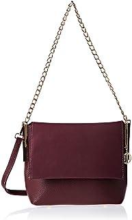 Inoui Crossbody Bag for Women - Maroon