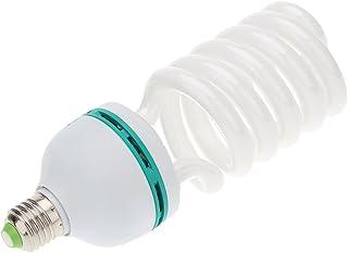 Bombilla LED E27 de la marca Andoer® para estudio fotográfico. Con esta bombillas de 175W 5500K 160–270V se produce un ahorro energético.