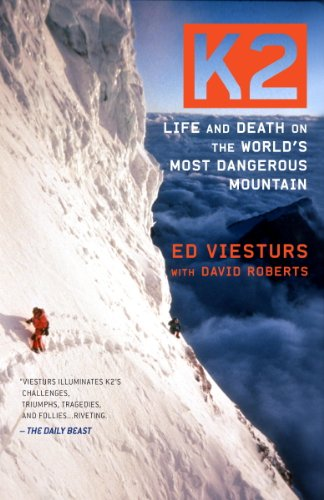 Amazon Com K2 Life And Death On The World S Most Dangerous Mountain Ebook Viesturs Ed Roberts David Kindle Store