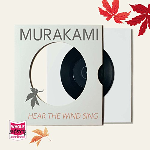 Hear the Wind Sing audiobook cover art