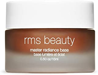RMS Beauty Master Radiance Base - Hydrating & Skin Firming Illuminating Highlighter Makeup Cream with Light-Reflecting Pea...