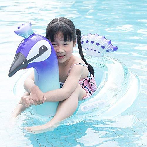 Empty Leere 21 Style aufblasbare Kreis Baby Flamingo Float Schwimmring aufblasbare Einhorn Pool Float Kindersitz Luft Matratze Wasserspielzeug, AS PICTURE1