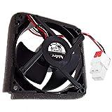 Repairwares Refrigerator Evaporator Motor DC Fan Assembly DA81-06013A DA31-00287A for Select Samsung Models