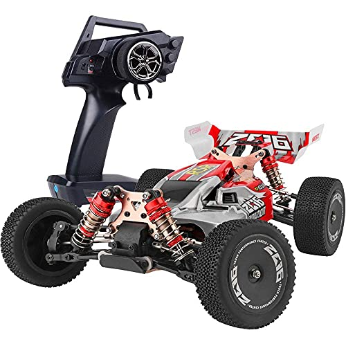 N&G Daily Equipment 2.4G Electric Alloy Remote Control Car Bigfoot Monster Climbing RC Vehicle 4WD Off-Road RC Truck Adult 45km/h Fast Racing Entry-Level RC Car
