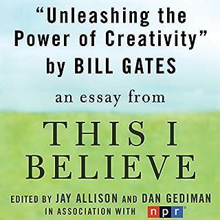 Unleashing the Power of Creativity cover art