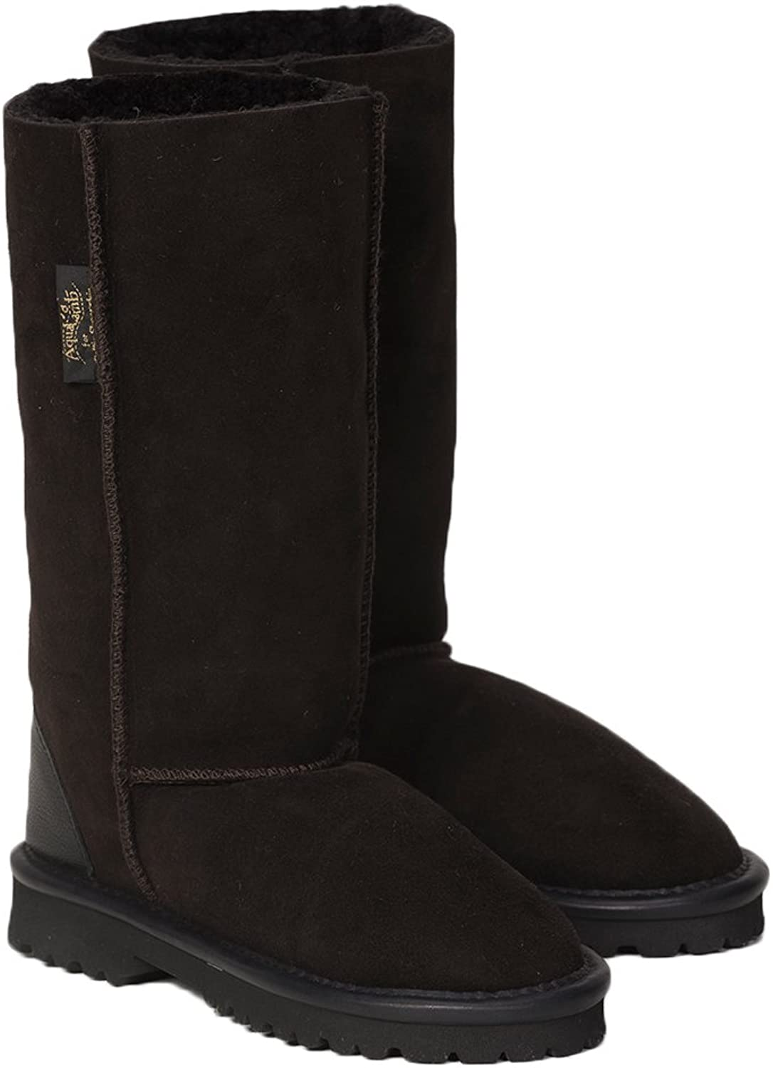 Celtic  Co damen Water Resistant Regular Height Height British Sheepskin Aqualamb Stiefel  Sparen Sie 30-50%!