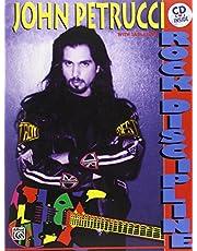 John petrucci: rock discipline guitare+cd