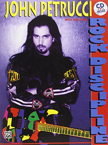 John Petrucci: Rock Discipline: With Tablature (incl. CD)