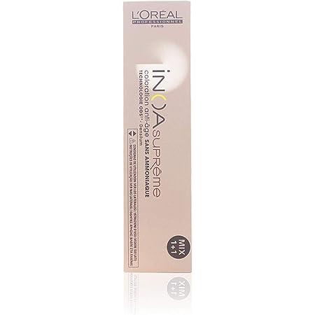 LOreal Inoa Supremecoloration Anti-Age Sans Amoniaque #10,13 60 Gr 1 Unidad 600 g