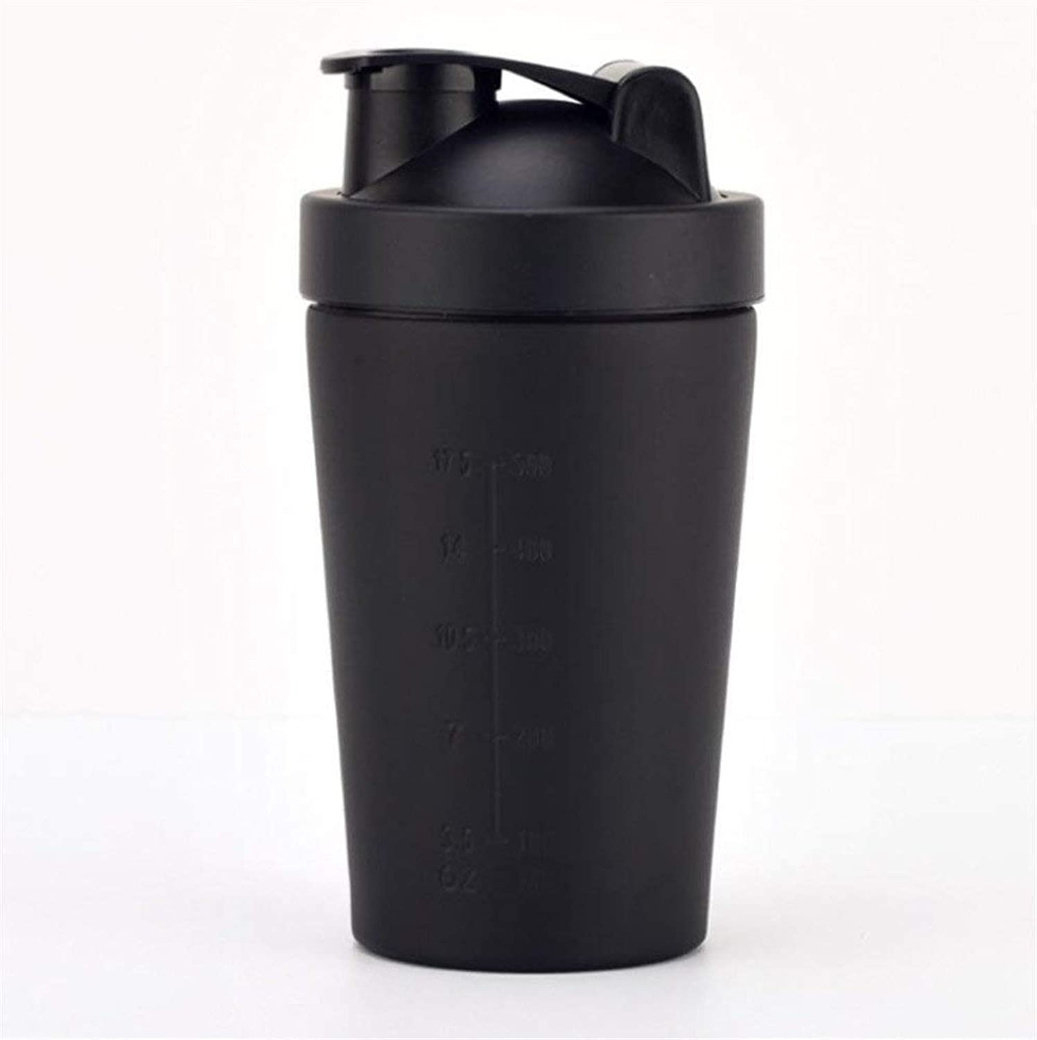 RUIMA Stainless Steel Predein Nutrition Powder Shake Cup Portable Handle Fitness Sports Cup Mixing Cup