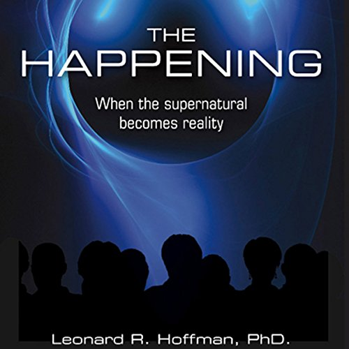 The Happening audiobook cover art