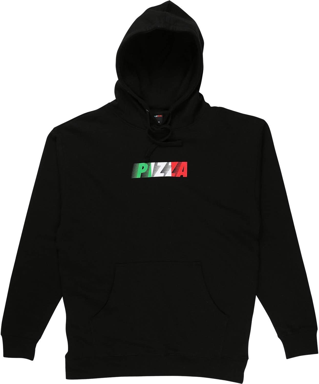 store Pizza Superlatite Speedy Hoodie XL-Black