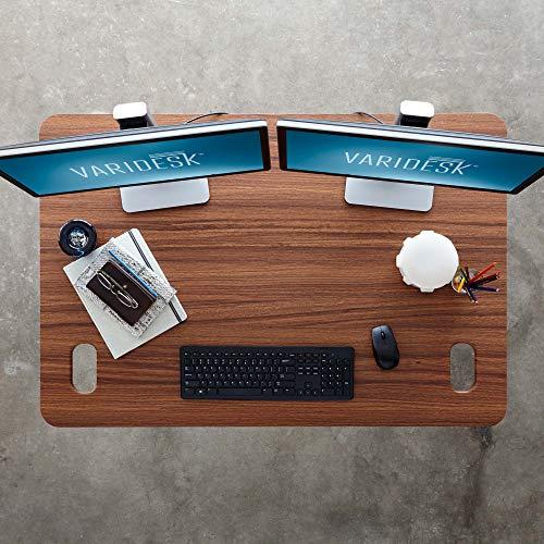 VARIDESK Pro Desk 48 Full Standing Desk (-Butcher Block)