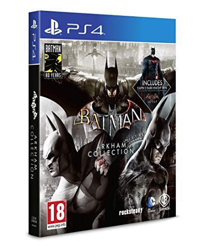 BATMAN: ARKHAM COLLECTION (PS4) (263792)