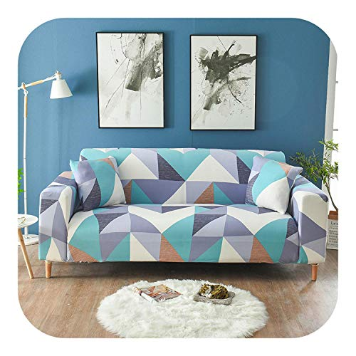 Zutty Sofa Covers Floral Sofa Cover Cloth Printing Covers for Furniture Sofa and Armchair SA47017-12-2seater