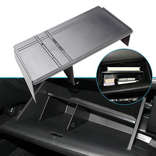 linfei Auto Handschuhfach Intervall Lagerung Für Honda Hr-V 2016-2019 Hrv Innen Zubehör Konsole Aufräumen Aufbewahrungsbox (Rechts Fahren)