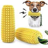 Hundespielzeug Zahnpflege Hundezahnbürste Große Hunde - UnzerstöRbar Welpe Gasförmiges Quietschendes Kauspielzeug Zahnreinigung Langlebig & Robust