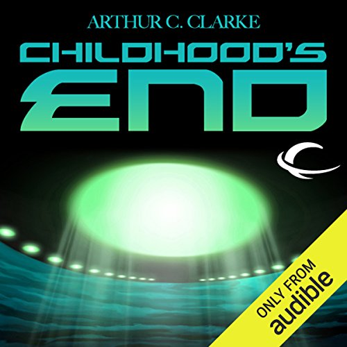 Childhood's End  audiobook cover art