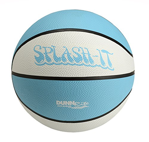 Dunnrite Products Regulation Size Pool/Water Basketball (Navy)