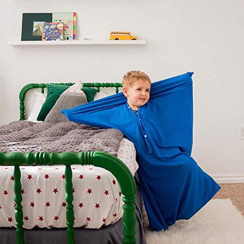 Magent Sensory Sox/Stretchy Body Socks/Sensory Kompressionssack/Ganzkörperpackung Gegen Stress, Überempfindlichkeit ideal für Jungen, Mädchen mit Autismus und Angstzuständen