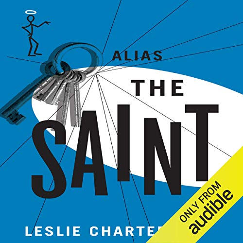 Alias the Saint  By  cover art
