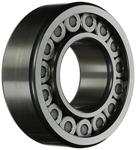 INA SL192317C3 Cylindrical Roller Bearing, Single Row, Removable Inner Ring, Semi-Fixed, Flanged, C3 Clearance, Open End, Metric, 85mm ID, 180mm OD, 60mm Width, 2400rpm Maximum Rotational Speed, 139000lbf Static Load Capacity, 115000lbf Dynamic Load Capacity