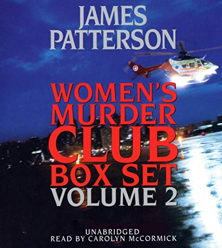 Women's Murder Club Box Set, Volume 2 Titelbild