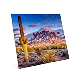 Picture Wall Art Your Photo on Custom Metal 14 x 11 Horizontal Print