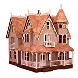 Greenleaf Garfield Dollhouse Kit - 1 Inch Scale