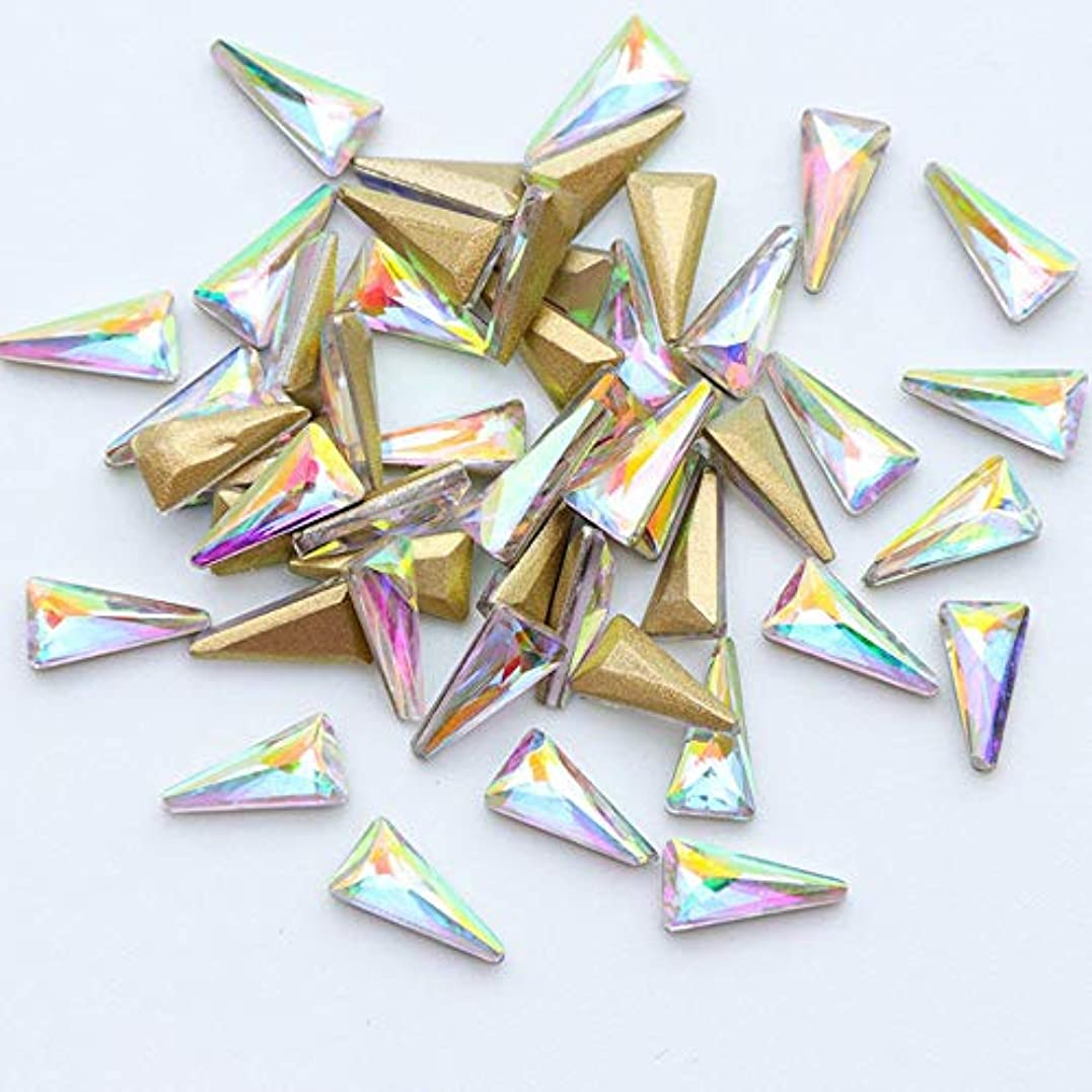 コア任命湿ったAAcreatspaceネイルアートトライアングルドリルAb4 * 8シンフォニー高品質環境トライアングルダイヤモンドマニキュアジュエリーツール