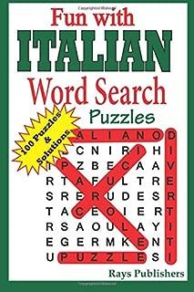 Fun with Italian - Word Search Puzzles (Volume 1) (Italian Edition)