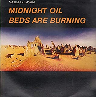Beds are burning [Vinyl Single]