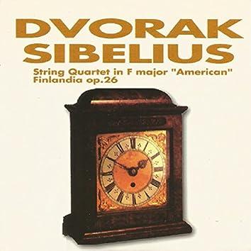 Dvorak - Sibelius