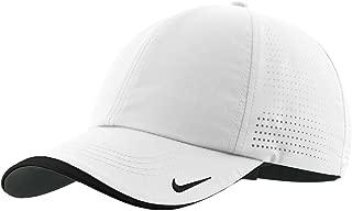 Golf - Dri-FIT Swoosh Perforated Cap , 429467, White, No Size
