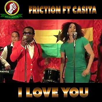 I Love You (Rebel Liberation Recordz Presents)