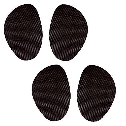 靴底 滑り止め ゴムシートソール スリップ対策 強力両面テープ 男性用 (2足セット)