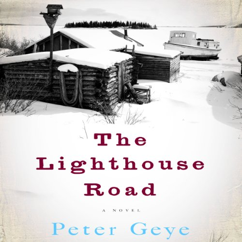 The Lighthouse Road cover art