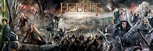 Empire Interactive - Poster, Soggetto: Lo Hobbit Multicolore