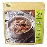 長期保存食 イザメシ IZAMESHI ほっこりけんちん汁×18個