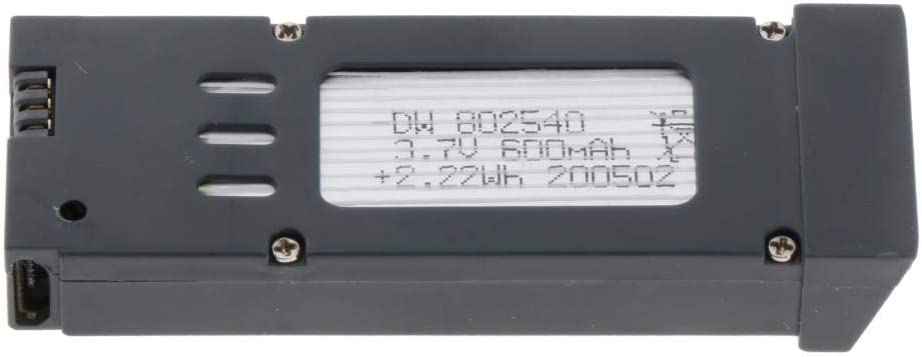 E68 RC Drone Ricambi per Droni Aerei RC sharprepublic Batteria al Litio 3,7 V E525 E525 E58