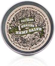 The Fay Farm's Organic Healing Hemp Salve - 3.0 oz