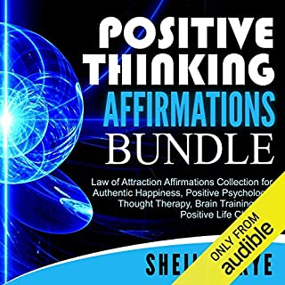 Positive Thinking Affirmations Bundle cover art
